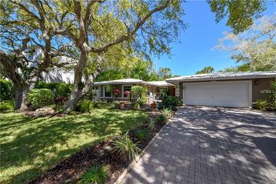 Sarasota Single Family Home For Sale: 567 Venice Lane