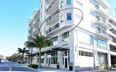 Sarasota Condo For Sale: 1500 State Street #304