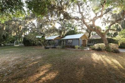 Osprey Single Family Home For Sale: 119 Main Street