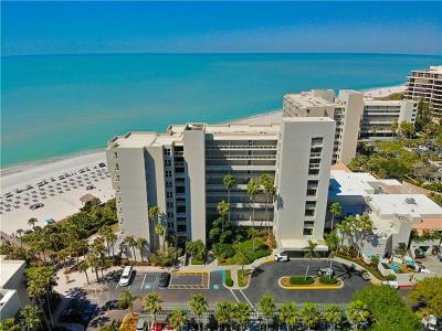 Longboa, Longboat, Longboat Key, Longboat Point Condo For Sale: 230 Sands Point Road #3802