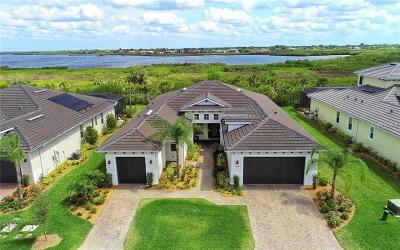 Bradenton Single Family Home For Sale: 5806 Tidewater Preserve Boulevard