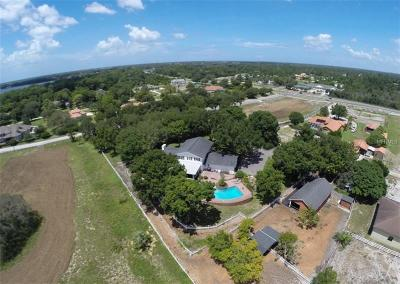 Tarpon Springs Single Family Home For Sale: 101 Old East Lake Road