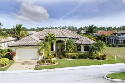 North Fort Myers Single Family Home For Sale: 20900 Skyler Drive