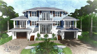 Single Family Home For Sale: 6525 Gulf Of Mexico Drive