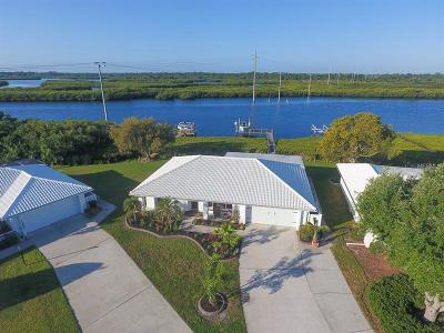 Bradenton Single Family Home For Sale: 3989 Lakewood Avenue