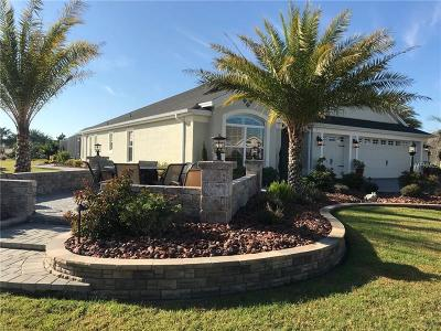 The Villages Single Family Home For Sale: 2076 Vickers Place