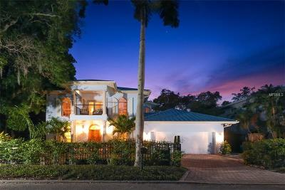 Sarasota, Lakewood Ranch Single Family Home For Sale: 1053 Citrus Avenue