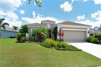 Venice Single Family Home For Sale: 11614 Marathon Circle