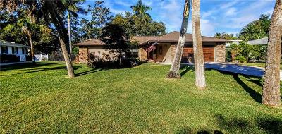 Bradenton Single Family Home For Sale: 224 21st Street W