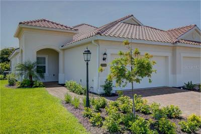 Bradenton Villa For Sale: 7105 Costa Bella Drive