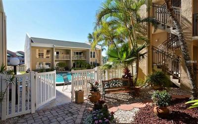 Lido Key Condo For Sale: 845 Benjamin Franklin Drive #109
