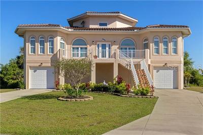 North Port Single Family Home For Sale: 2594 Vineyard Circle