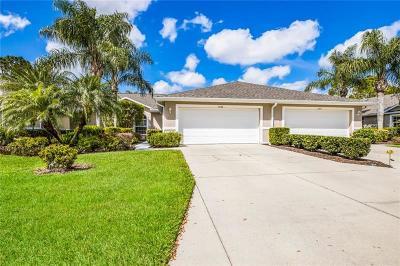Sarasota Villa For Sale: 5228 Mahogany Run Avenue
