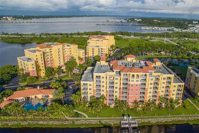 Palmetto Condo For Sale: 606 Riviera Dunes Way #404