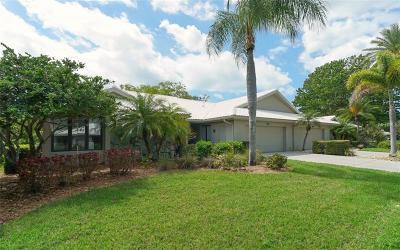 Sarasota Villa For Sale: 3870 Wilshire Circle #29