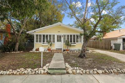 Sarasota Single Family Home For Sale: 512 Adelia Avenue