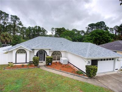 North Port Single Family Home For Sale: 3176 Tusket Avenue