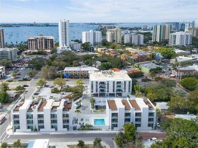Sarasota Townhouse For Sale: 656 S Rawls Avenue