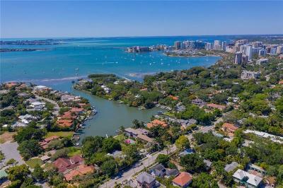 Sarasota Single Family Home For Sale: 1319 S Orange Avenue