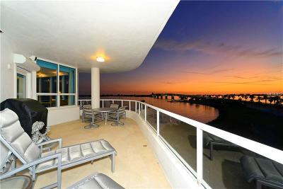 Sarasota Condo For Sale: 136 Golden Gate Point #401