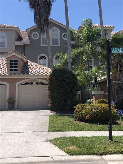 Palm Harbor Townhouse For Sale: 1652 Arabian Lane