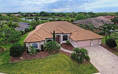 Sarasota Single Family Home For Sale: 3793 Eagle Hammock Drive