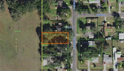 Lakeland Residential Lots & Land For Sale: 742 Fairway Avenue