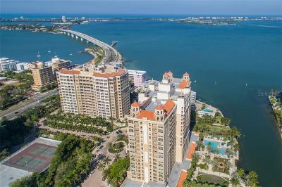 Sarasota Condo For Sale: 35 Watergate Drive #806