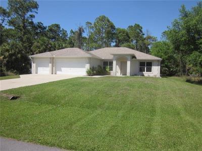 North Port Single Family Home Pending: 1187 Baywood Avenue