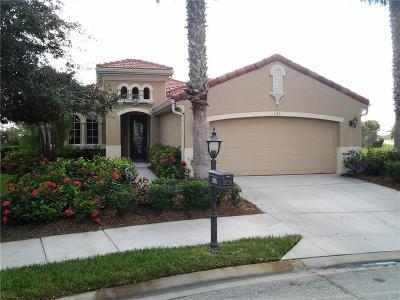Nokomis Single Family Home For Sale: 105 Savona Court