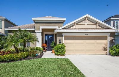 Englewood, Lakewood Ranch, Longboa, Longboat, Longboat Key, Manasota Key, Myakka City, Nokomis, North Port, North Port-venice, North Venice, Osprey, Sara, Sarasota, Siesta Key, Venice Single Family Home For Sale: 7224 Monarda Drive