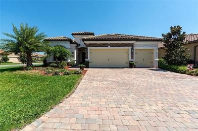 Bradenton Single Family Home For Sale: 323 Whispering Palms Lane