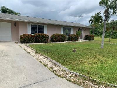 Port Charlotte FL Single Family Home For Sale: $335,000