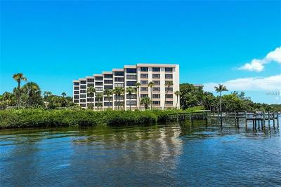 Sarasota Condo For Sale: 8735 Midnight Pass Road #106B