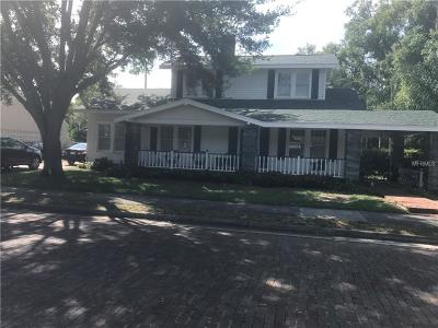 Plant City Single Family Home For Sale: 901 W Mahoney Street