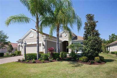Lakewood Ranch Single Family Home For Sale: 15411 Leven Links Place