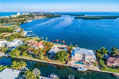 Longboat Key Residential Lots & Land For Sale: 590 Jessmyth Drive