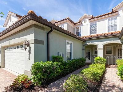 Townhouse For Sale: 8230 Miramar Way