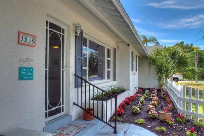 Sarasota, Lakewood Ranch Single Family Home For Sale: 3535 La Paloma Avenue