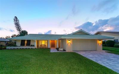 Nokomis, Osprey Single Family Home For Sale: 1240 Flying Bridge Lane