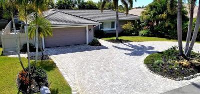 Single Family Home For Sale: 433 Baynard Drive