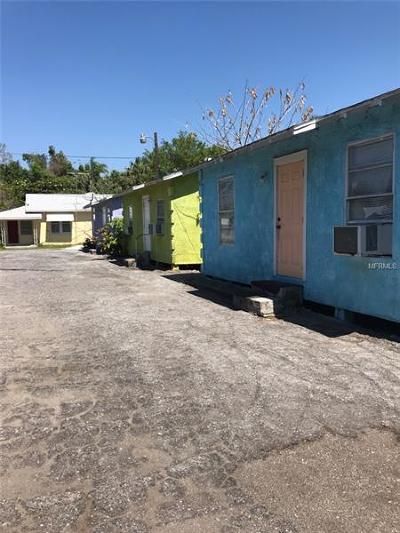 Palmetto Multi Family Home For Sale: 1900 Bayshore Road