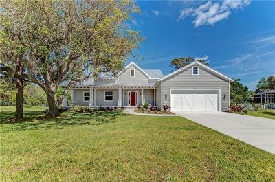 Bradenton Single Family Home For Sale: 13406 2nd Ave NE