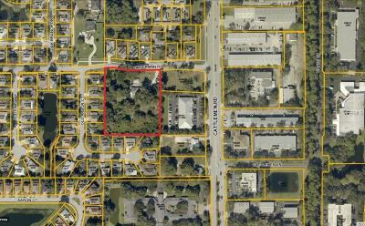 Sarasota Residential Lots & Land For Sale: 5830 Hagerman Road