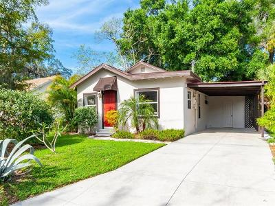 Sarasota Single Family Home For Sale: 4111 Sarasota Avenue