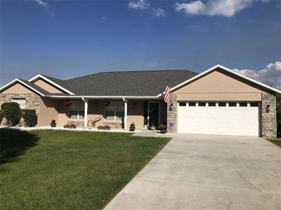 Kissimmee Single Family Home For Sale: 3101 Pastures Road