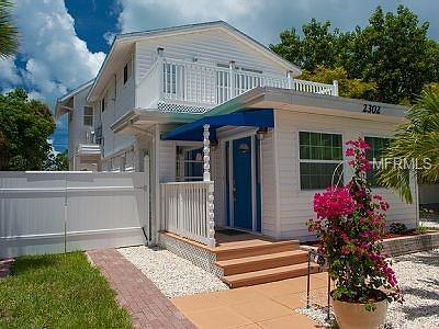 Bradenton Beach FL Single Family Home For Sale: $775,000