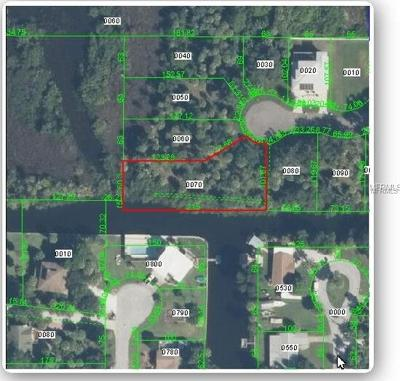 Port Richey Residential Lots & Land For Sale: 5400 Tropical Woods Court