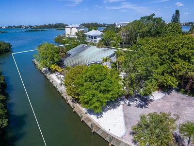 Sarasota Single Family Home For Sale: 1400 Kenilworth Street