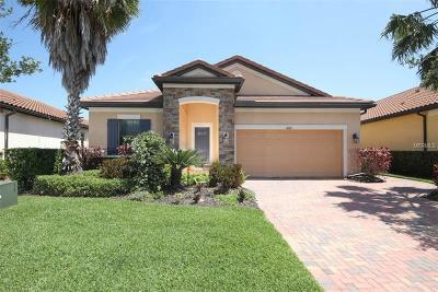 Bradenton Single Family Home For Sale: 4687 Royal Dornoch Circle